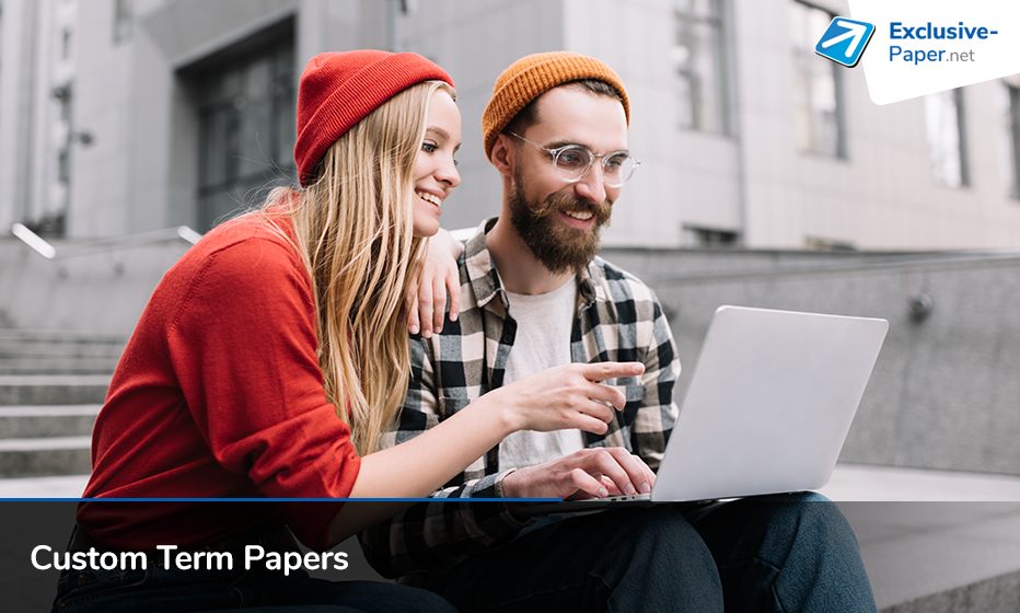 Buy Custom Term Papers from Exclisive-Paper.net