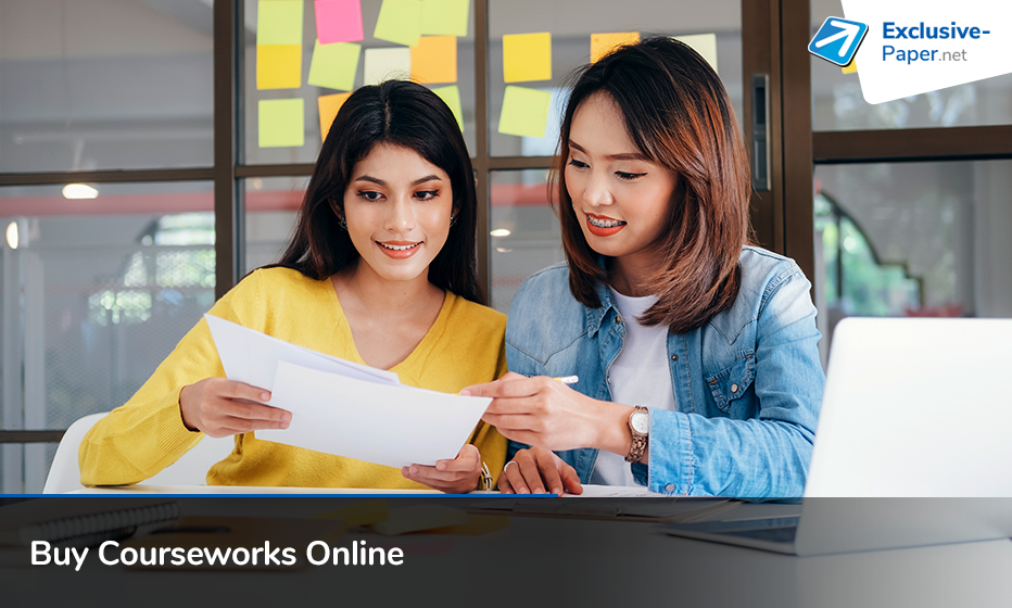 Buy Courseworks Online from Professionals