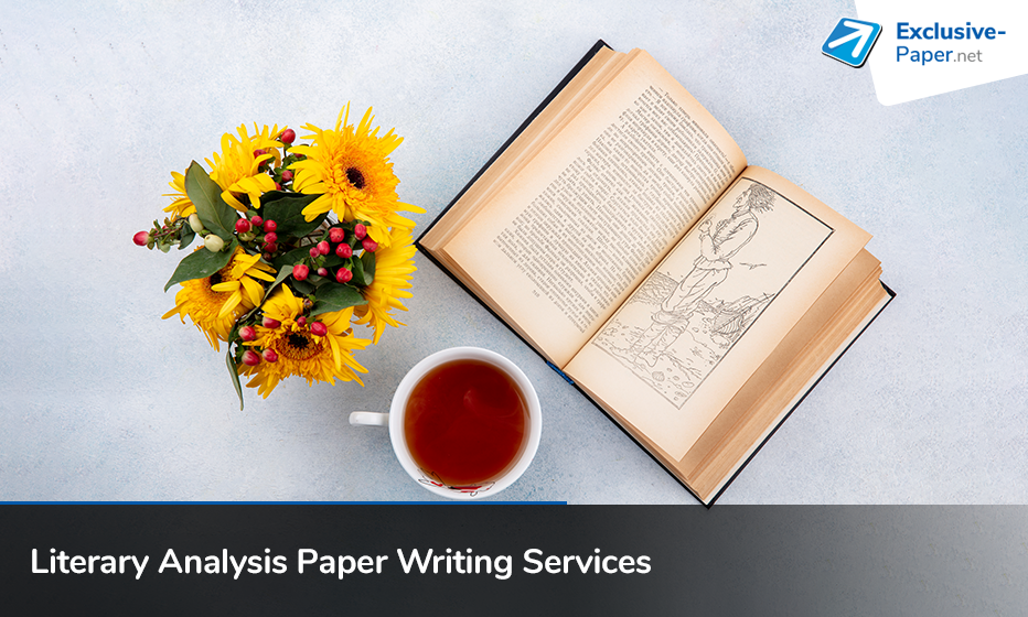Exclusive Literary Analysis Paper Writing Services at Cheap Prices