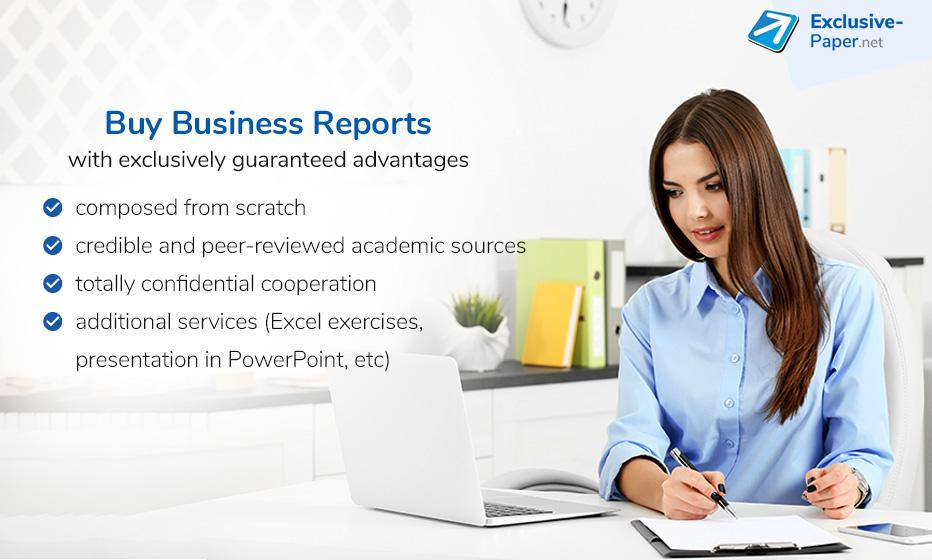 Buy Business Reports at Exclusive-Paper.net with a Huge Discount