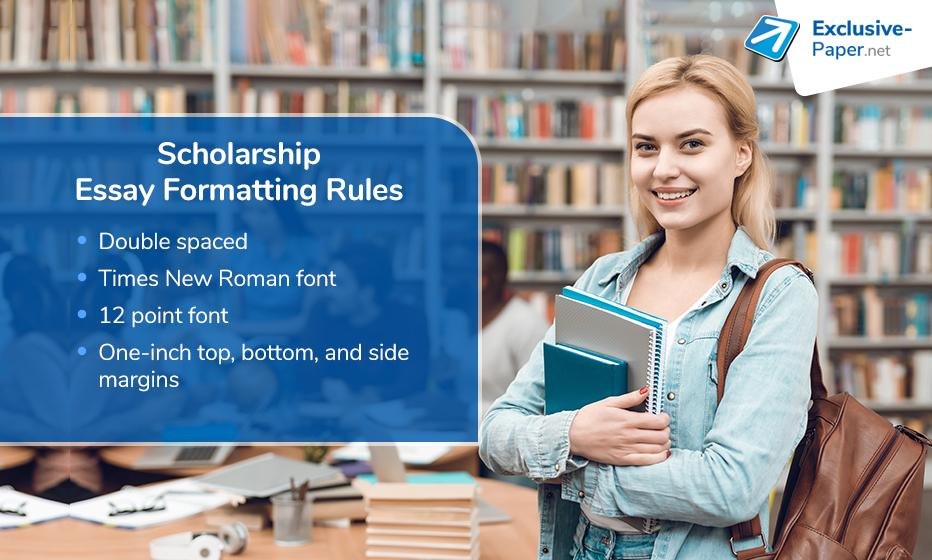 Scholarship Essay Formatting Rules