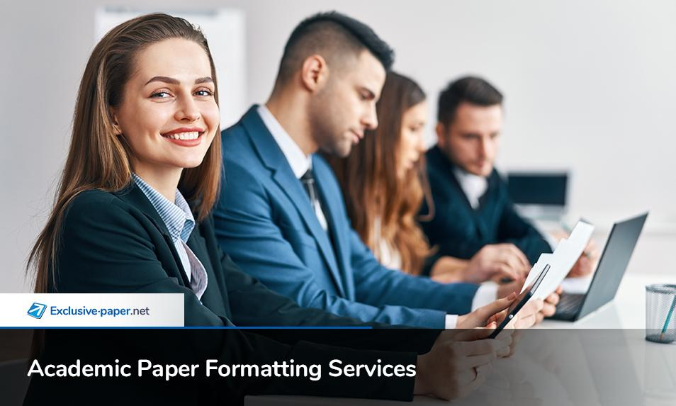Best Academic Paper Formatting Services Online