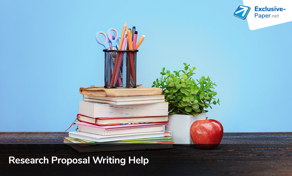 First-Rate Research Proposal Writing Help