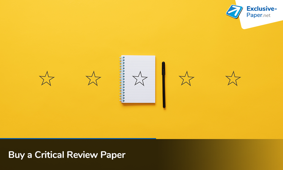 Buy a Critical Review Paper Online
