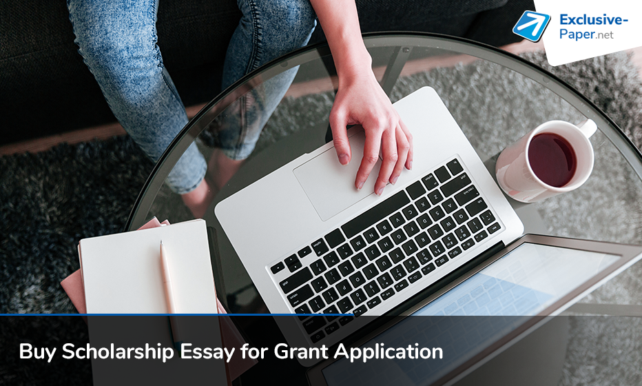 Buy Scholarship Essay for Grant Application from Professional Writers
