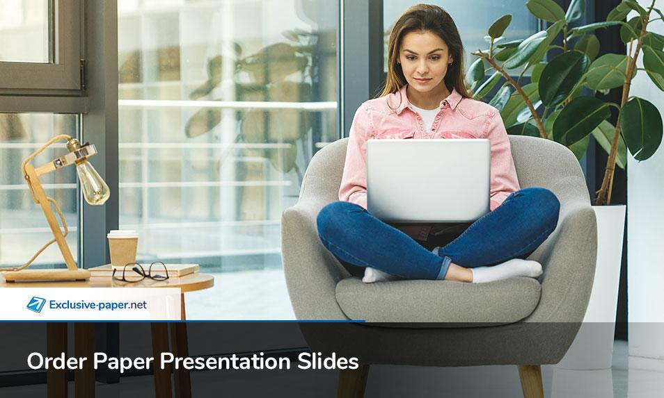 Order Paper Presentation Slides Online