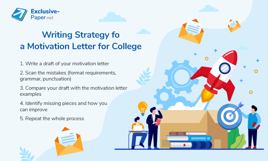 Writing Strategy for a Motivation Letter for College