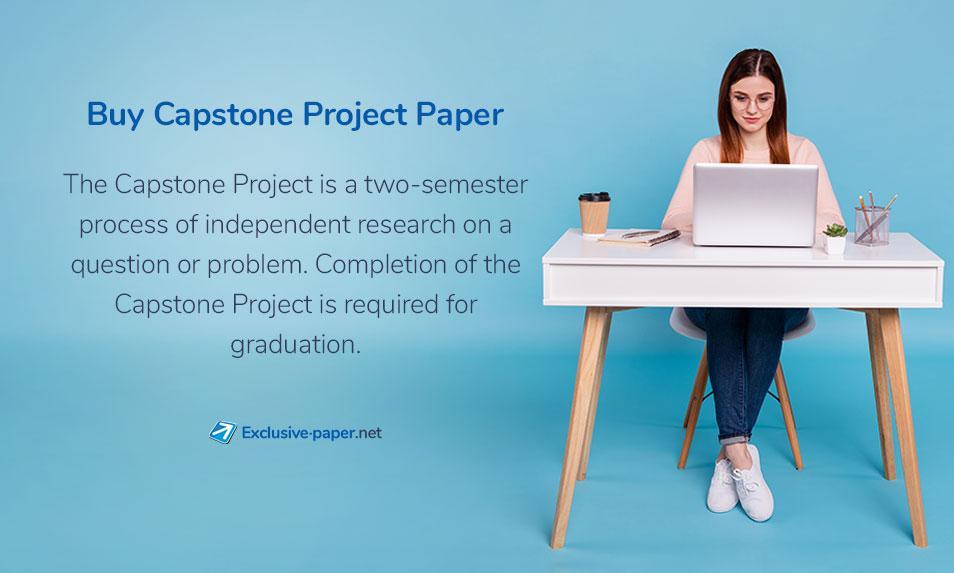 Buy Capstone Project Paper