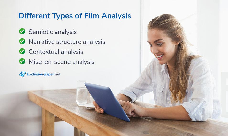 Different Types of a Film Analysis Writing Assignments