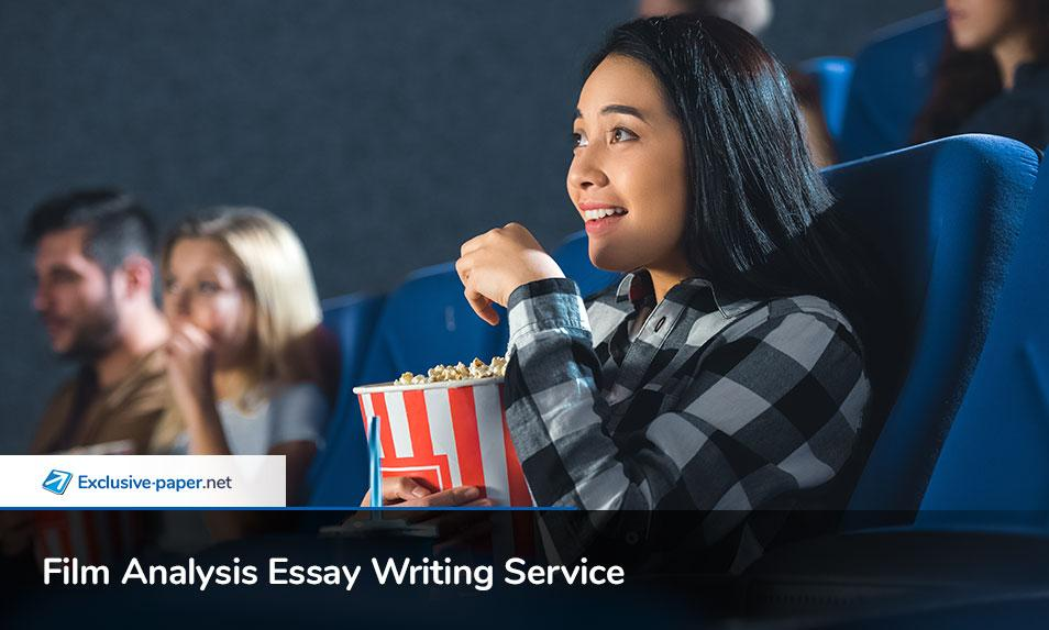 Film Analysis Essay Writing Service
