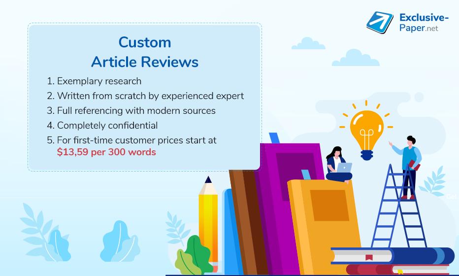 Custom Article Reviews