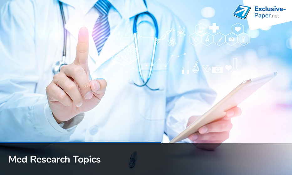Med Research Topics For Term Paper Writing