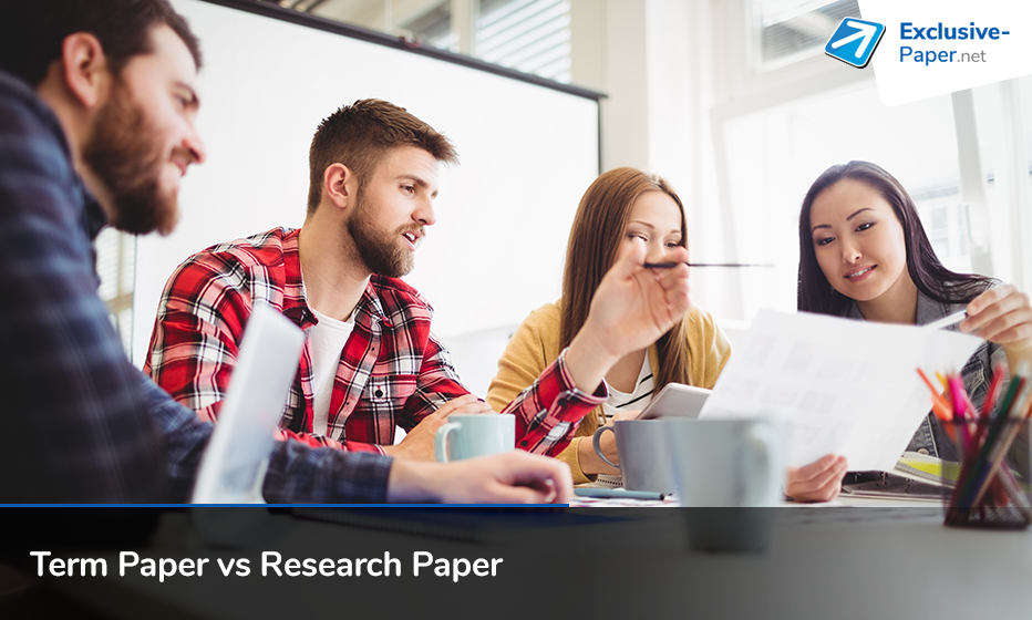 Term Paper versus Research Paper