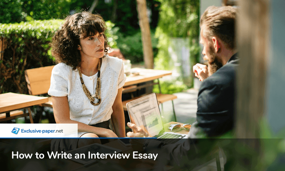 How to Write an Interview Essay