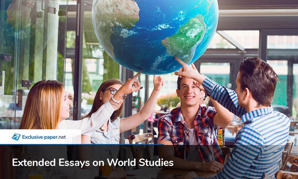 International Baccalaureate Extended Essays on World Studies