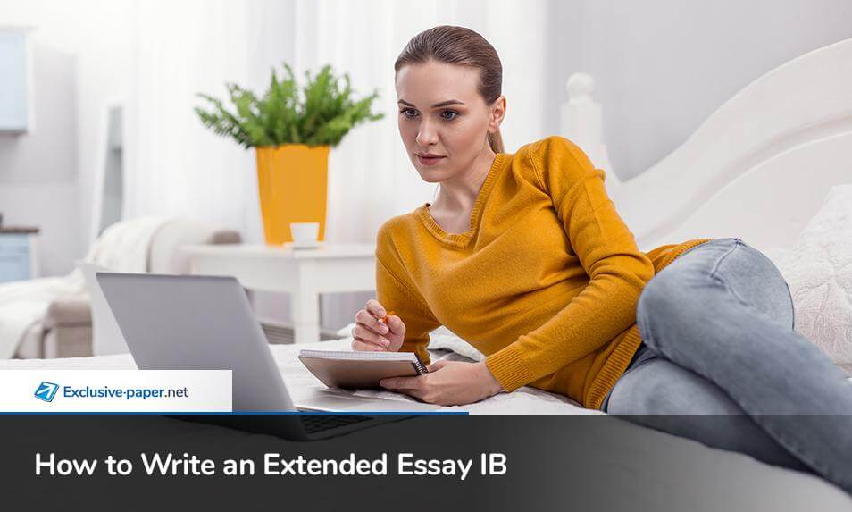 How to Write an Extended Essay IB