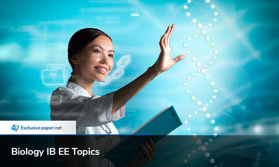 International Baccalaureate Extended Essay Topics on Biology